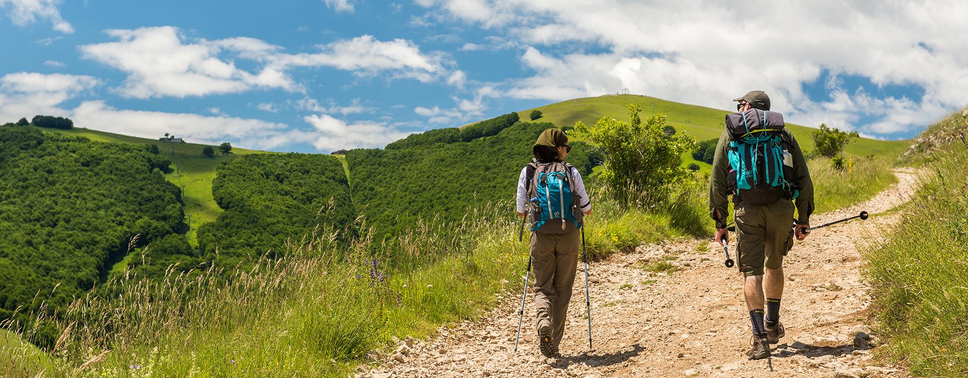 Trekking Val di Cornia